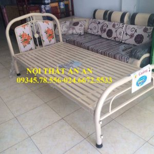 giường sắt An An- Giường sắt đơn 8 tấc-MSP: GSAA098